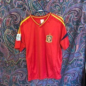 Spain Soccer Jersey